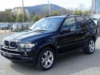 używany BMW X5 I (E53) 3.0D 218KM SKÓRA XENON LIFT ORYGINALNY LAKIER, Buczkowice