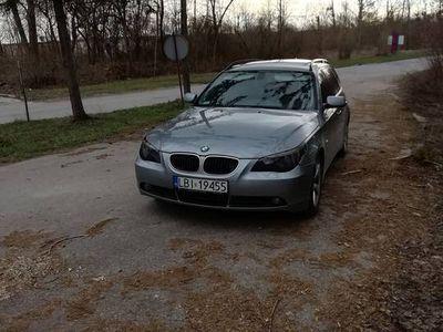 używany BMW 530 d e61