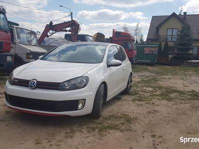 używany VW Golf VI GTI 2012r 140tys km