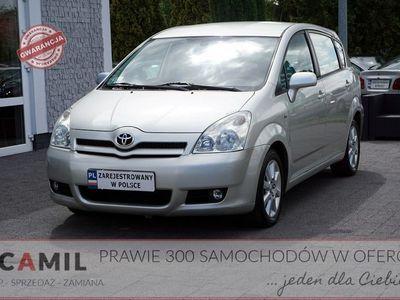używany Toyota Corolla Verso III 2.0 D4D 116KM, 7 osobowa, zarejestrowana, ubezpieczona, pełnosprawna