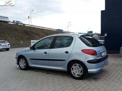 używany Peugeot 206 206 1.1dm3 60KM 2003r. 185 000km1.1 Husky. Dodatkowy komplet kół.
