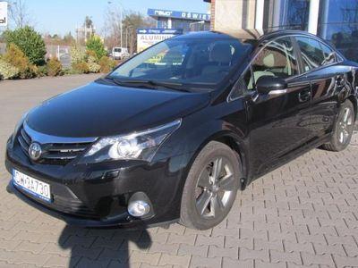 brugt Toyota Avensis 1.8dm3 147KM 2015r. 75 095km DW3A730 # Premium # Salon Polska # Faktura Vat 23% #