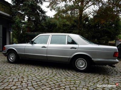 używany Mercedes 500 126 -SEL