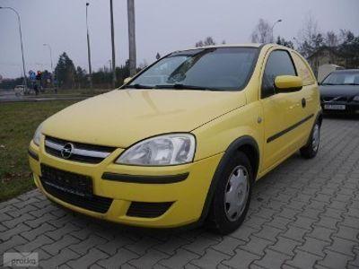 używany Opel Corsa C 1.2 Kliman 2-osobowy VAN
