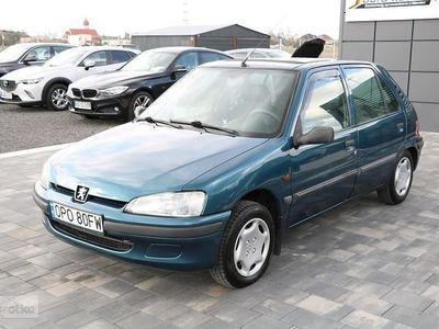 używany Peugeot 106 II Zarejestrowany! 5 drzwi, 100% sprawny, Zadbany, Bez korozji,Oszczędn