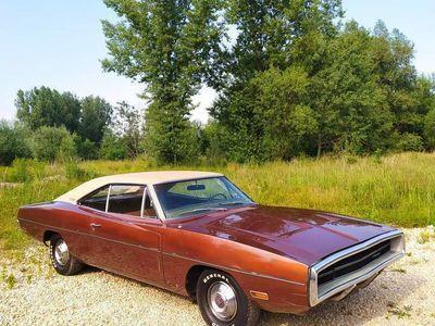używany Dodge Charger 1970 dobrze zachowany