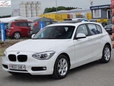 brugt BMW 118 2dm3 143KM 2012r. 76 000km Gwarancja Techniczna, 2,0 Diesel -143 KM, Ze Szwajcarii, 100% Przebieg