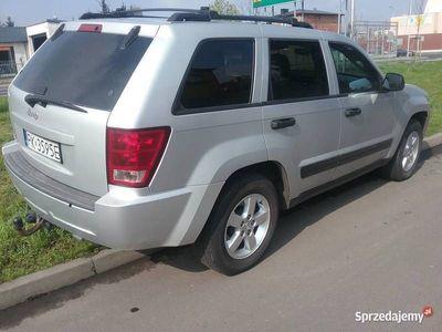 używany Jeep Grand Cherokee 3,7 Benz + Gaz