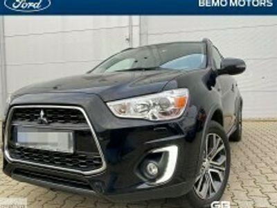 używany Mitsubishi ASX 1.6 117KM InStyle gwarancja FV23% SalonPL