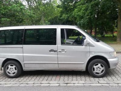 używany Mercedes Vito VITO 114 W638114 W638