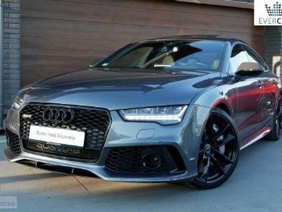 używany Audi S7 4.0 V8 TFSI PERFORMANCE 605KM Ceramika Carbon