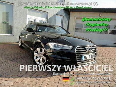 gebraucht Audi A6 A6 2dm3 150KM 2016r. 157 000kmAvant 2,0 TDI ultra S-tronic f.vat23%