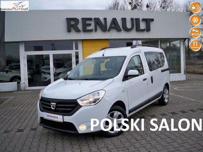 używany Dacia Dokker Krajowa, LAUREATE, Diesel 90KM, 1 Właściciel, FV !