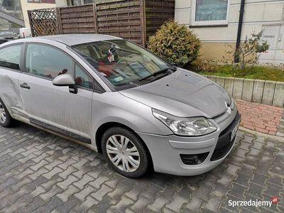 używany Citroën C4 coupe