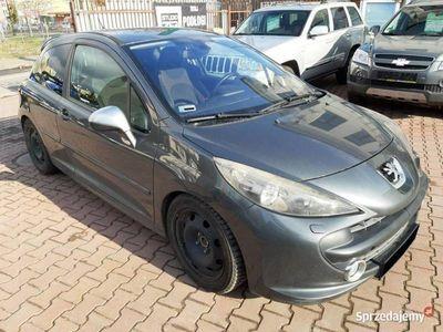 używany Peugeot 207 1,6GTi/174KM, pisemna gwarancja, zarejestowany- do jazdy, Lublin