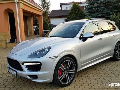 używany Porsche Cayenne GTS 4.8dm 420KM 2012r. 145 000km