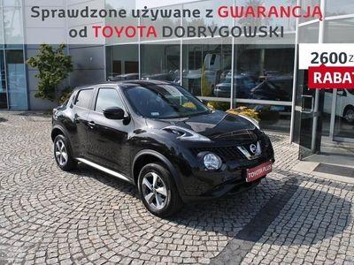 używany Nissan Juke 1.6 N-Connecta Xtronic, COLD PACK, Gwarancja, Lubin