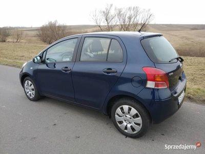 używany Toyota Yaris 1,3-Benzyna-2009r