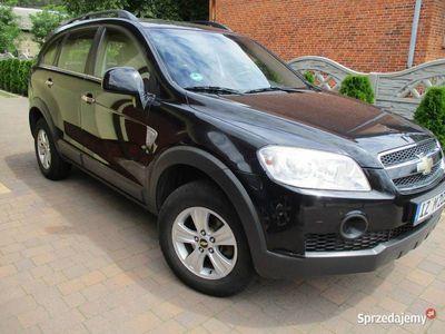 używany Chevrolet Captiva 2.4 * Benzyna Niemiec * Oryginalny Lakier