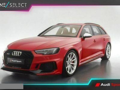 używany Audi RS4 2.9dm 450KM 2018r. 13 644km