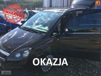 używany Opel Zafira B VIN/ESP/7M/Tempomat/Dobra cena/10*airbag/Przebieg gwarantowany