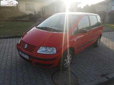 używany VW Sharan 1.9dm 115KM 2002r. 222 000km
