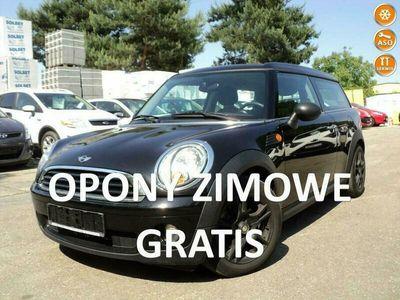 używany Mini Clubman 1.4 Benzyna 95 KM Klimatyzacja Alu Stan BDB Kredyt Bez BIK i KRD I (2007-2010)