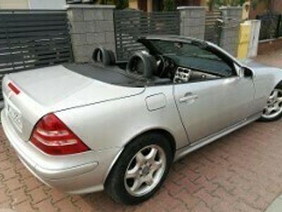 używany Mercedes SLK200 Klasa SLK R170 MERCEDESKOMPRESSOR 164 000 km