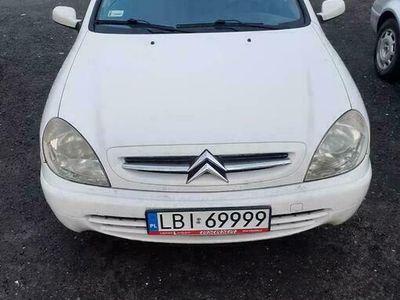 używany Citroën Xsara Kombi 2,0 HDI Klima, bez rdzy, OC na rok
