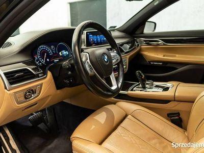 używany BMW 730 3dm 265KM 2016r. 91 300km