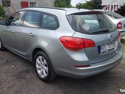 używany Opel Astra 1.4 140km Gaz