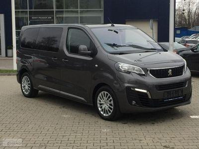używany Peugeot Traveller 2dm 150KM 2018r. 5km