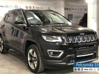 używany Jeep Compass 2dm 140KM 2018r. 2km