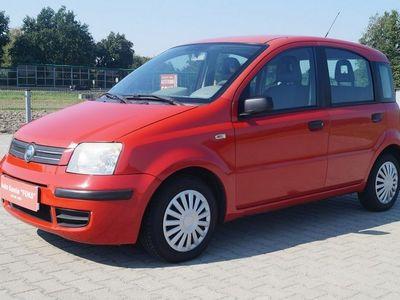 używany Fiat Panda 1.1dm 55KM 2004r. 122 000km