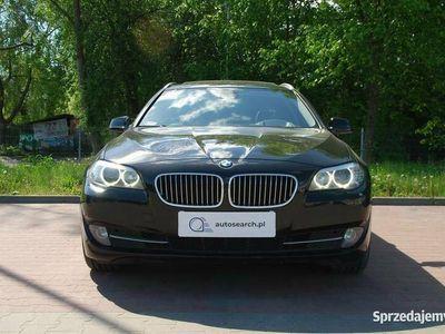 używany BMW 525 Serii d xDrive, II właściciel PL, Serwisowany