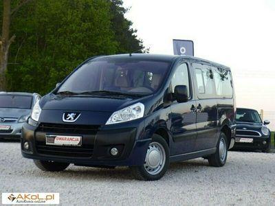 używany Peugeot Expert 2dm 120KM 2009r. 217 000km