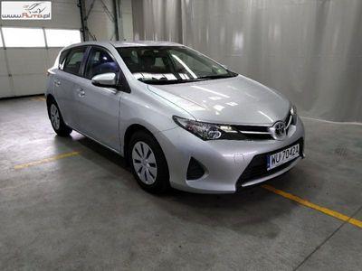 used Toyota Auris Auris 1.3dm3 99KM 2015r. 98 452km1.33 VVT-i Active