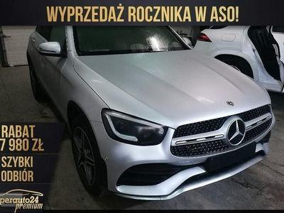 używany Mercedes 200 Klasa GLC AMG 2.04MATIC (197KM) | AMG + Premium | Wyprzedaż rocznika 2019, Chorzów