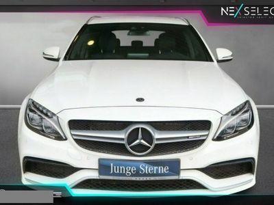 używany Mercedes C63 AMG AMG 4dm 476KM 2017r. 32 500km