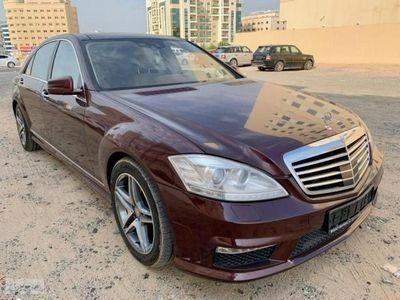 używany Mercedes S500 Klasa S W221AMG 5.5 V8 benz. 388KM 2010 LONG