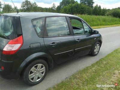 używany Renault Scénic II 2 2004r Niski przebieg ! Okazja !