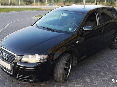 używany Audi A3 Sportback 8P shadow Line Full Opcjia Zadbana 1,9 Td