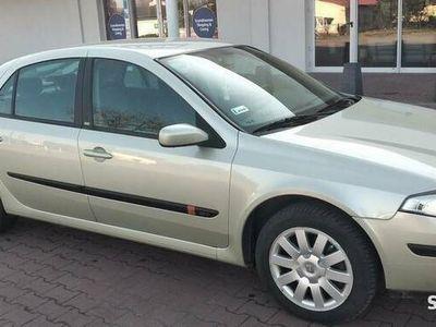 używany Renault Laguna 1.6 Gaz Sekwencja rej.2003 r **klima**