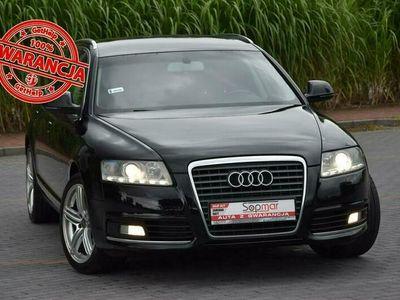 """używany Audi A6 Avant 2.0TDi 170KM Automat 2010r. Xenon LED NAVi PDC 18"""" C6 (2004-2011)"""