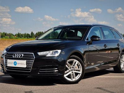 używany Audi A4 B9