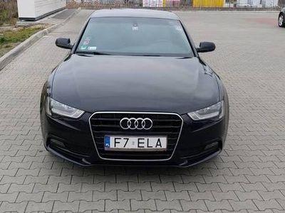 używany Audi A5 Sportback 2.0 tdi 150 KM LIFT skóry NAVI