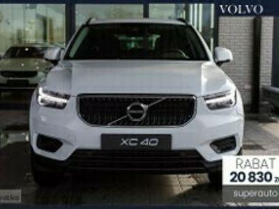 używany Volvo XC40 1.5 T3 (163KM)   MOMENTUM CORE   + Park Assist + Podgrzewana szyba