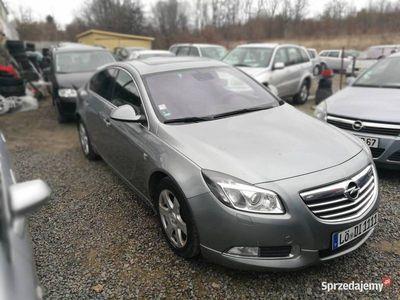używany Opel Insignia OPC 2012 NIEMCY
