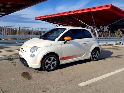 gebraucht Fiat 500e 100% elektryczny Gdańsk