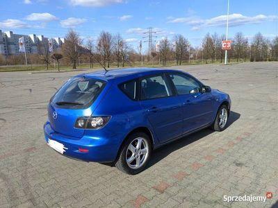 używany Mazda 3 2.0 MZR 150 KM /TOP Sport